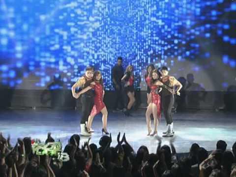Kim and Maja Showdown on ASAP stage again