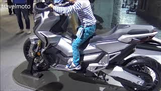 off-Road scooter Honda X-ADV 2018