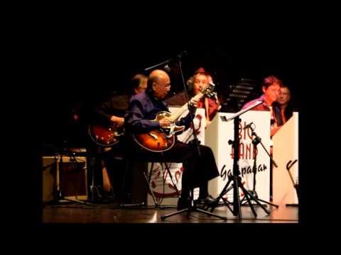 MILESTONES: Big Band Galapagar con solos de Marcelo Peralta y Santiago Reyes