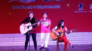 Tiết mục 6 - Anh Mang Theo Mùa Xuân - Bội Miên, Kim Tuyên, Sinh Trung