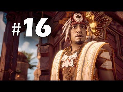 Horizon Zero Dawn Gameplay Walkthrough Part 16 - Sun King (PS4 Pro)