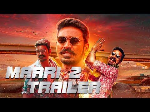 Maari 2 - Official Trailer Review - Dhanush   Balaji Mohan   Yuvan Shankar Raja