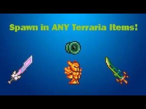 Terraria Inventory Editor (No Download)