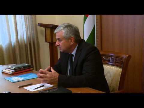 Союз армян Абхазии у президента