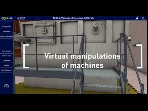 VOLT®, a 3D simulator to train waste-to-energy plants operators – SUEZ