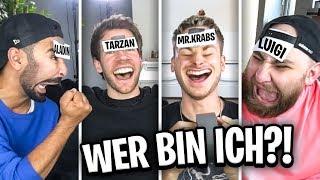 WER BIN ICH?! - KINDHEITSHELDEN / Extra Hard Edition mit Jan, Cengiz und Abdel!