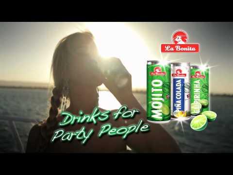 Spot La Bonita Cocktails - Drinks for party people