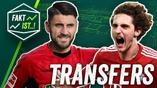 Transfer News: FC Bayern will Rabiot! Balerdi zum BVB? Lewandowski 2.0 für Fortuna Düsseldorf?