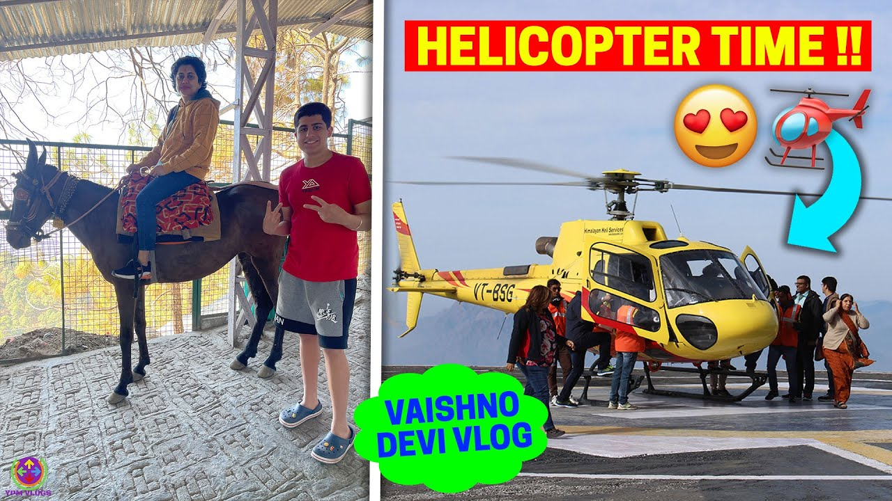 PERSONAL HELICOPTER RIDE IN JAMMU !! 🚁😍🔥