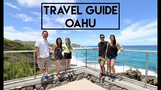 Travel Guide - Oahu, Hawaii