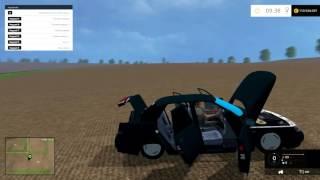 Оброз мода на LADA 2110 БПАН на ферму симулятор 2015