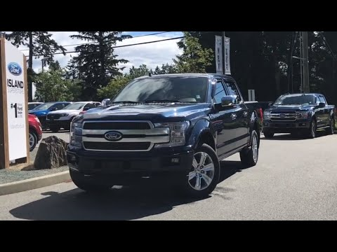 2020 Ford F-150 PLATINUM 700A 3.5L SuperCrew Review | Island Ford