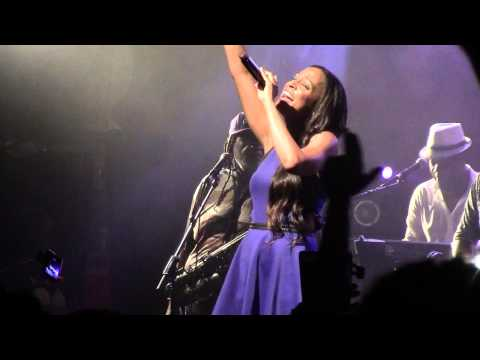 Alaine - Rise in Love + Sacrifice @ Live at Cabaret Sauvage (Paris, 07.07.2015)