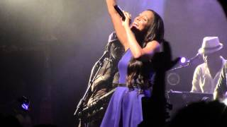 "Alaine - ""Rise in Love"" + ""Sacrifice"" @ Live at Cabaret Sauvage (Paris, 07.07.2015)"