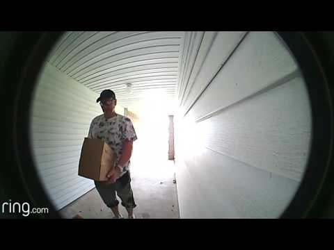 Doorbell camera catches thief in Beaumont's West End