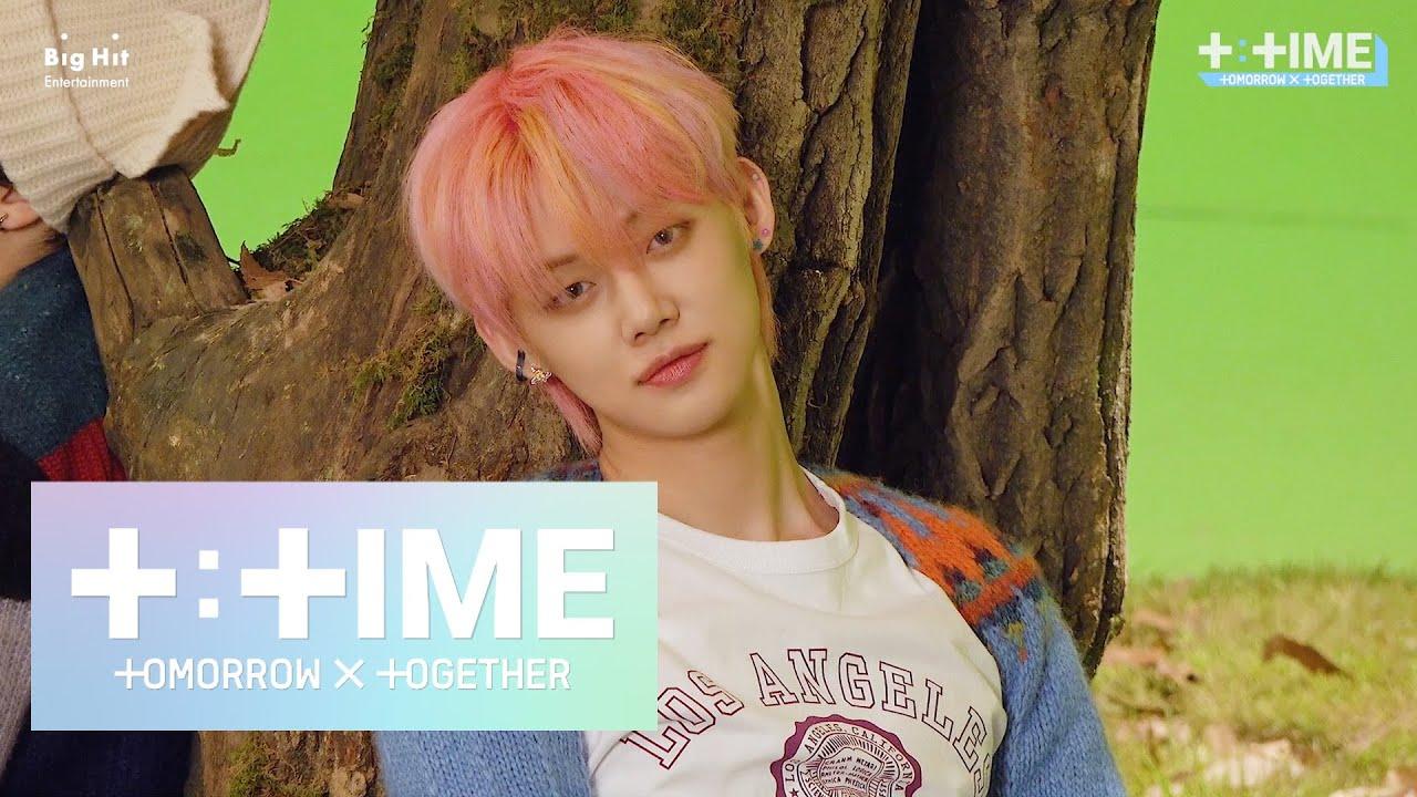[T:TIME] Eye Contact Time with YEONJUN - TXT (투모로우바이투게더)