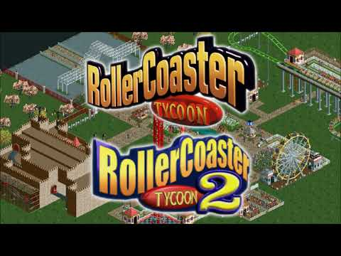 RollerCoaster Tycoon 1 & 2 ~ Tales from the Vienna Woods - Merry-Go-Round #5 ~ OST