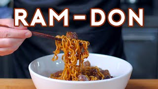 Download Binging with Babish: Ram-Don from Parasite Mp3 and Videos