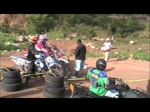 GRENADA /  UP IN PITI A TANG /  BIKE TRACK 2008 TOUCH-UP TV