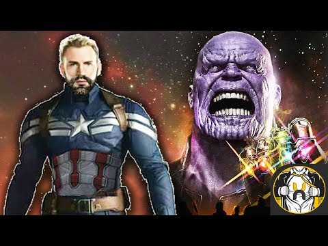 Steve Rogers Is Nomad in Avengers Infinity War Theory & Evidence