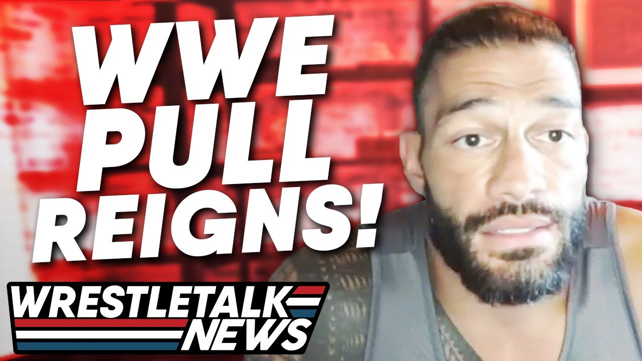 WWE PULL Roman Reigns From Hell In A Cell! Don Callis FIRED!   WrestleTalk