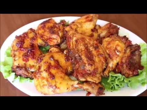How to make peri peri chicken/ the simple method