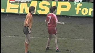 Middlesbrough v Wolves, FA Cup 6th Round, 7th March 1981