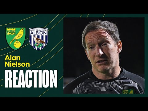 Norwich City U23 2-5 West Bromwich Albion U23   Alan Nielson Reaction