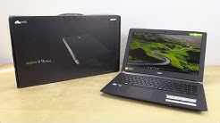 Acer Aspire V15 Nitro Gaming Notebook Testbericht