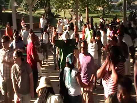 Green House, Atlanta House Music Festival @ Piedmont Park 7.18.09 Part 1 Al Musica