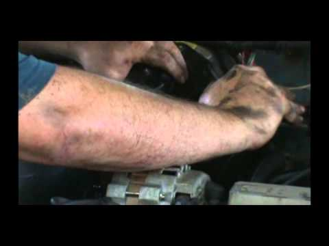 1991 Olds Ciera Blower Motor Replacement