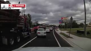 North America Truck crash (New Videos) 1080p