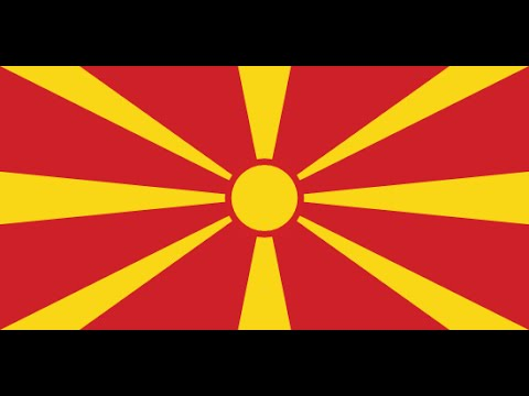 Flag of Macedonia  Country Flags  YouTube