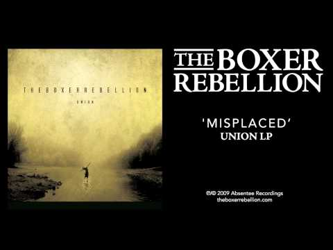 The Boxer Rebellion - Misplaced (Union LP)