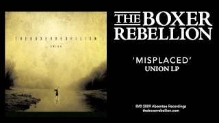 Watch Boxer Rebellion Misplaced video