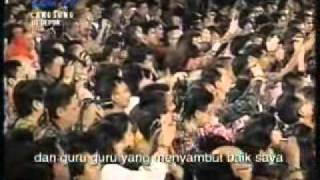 Obama Speech (part 1): Indonesia is a part of me.