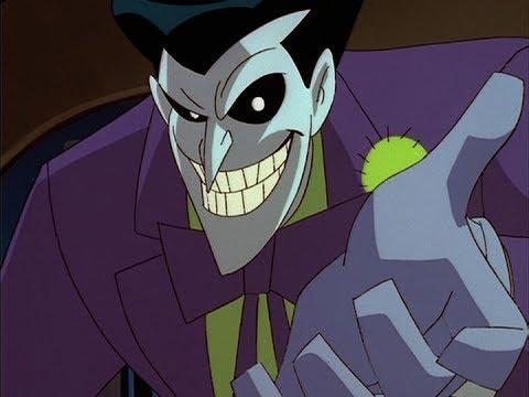 Batman Vs Joker Mad Love The New Batman S Adventures In French
