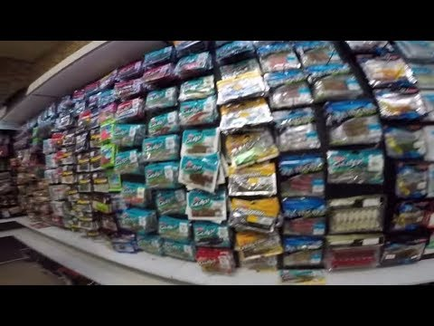 windsor-bait-and-tackle-fishing-vlogs:-lure-lure-on-the-wall,-what-is-the-best-lure-of-them-all?