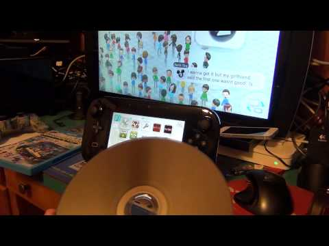 Wii U Invalid Disc Error