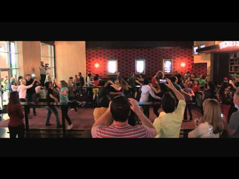 Swing Dance Flash Mob at the Alamo Drafhouse in Austin