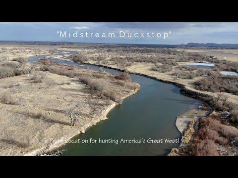 Nebraska Hunting Land For Sale   Midstream Duckstop   Melbeta, NE