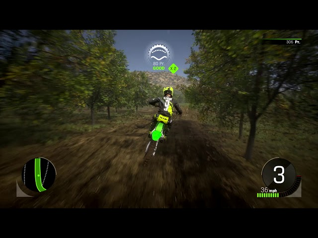 Monster Energy Supercross - The Official Videogame 2 - Gameplay 2 The Compound Area
