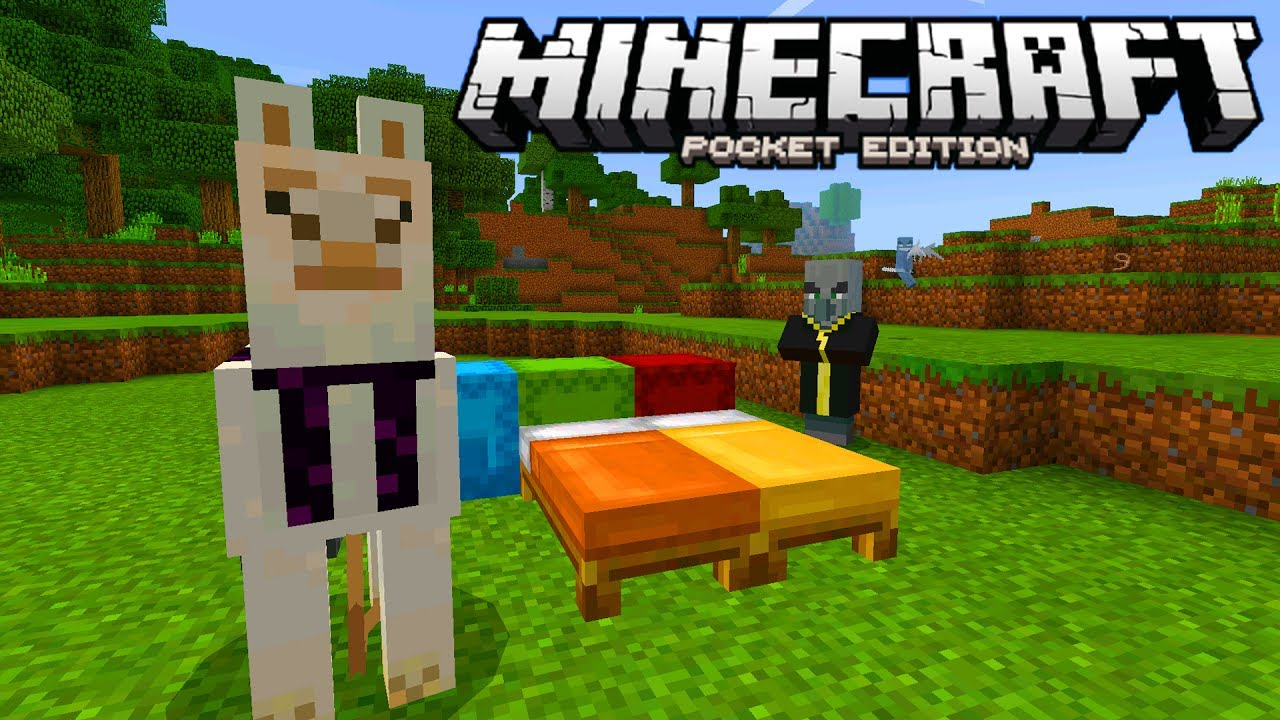 how to get minecraft pocket edition update