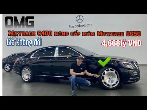 S400 Maybach nâng cấp mâm S650 Maybach giá không đổi.  Mr Trung H3T 096.442.9999 