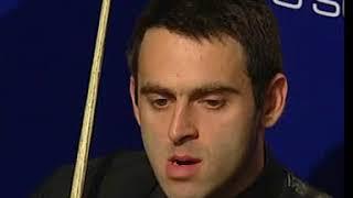 Ronnie O'Sullivan Vs Mark Allen WSC 2009 2nd Round