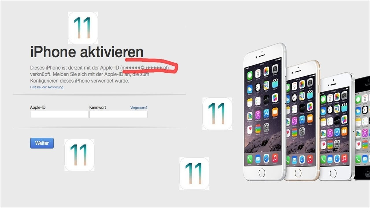 hacken iphone 5