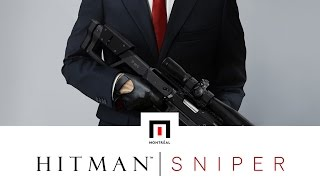 Hitman Sniper - Launch Trailer