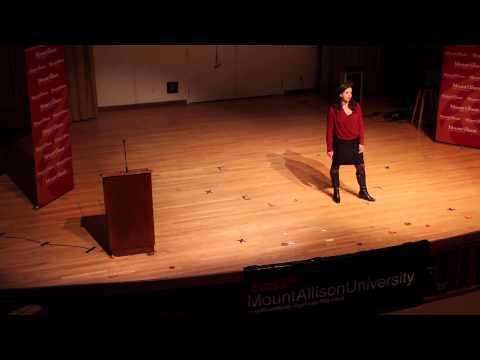It doesn't have to hurt | Dr. Christine Chambers | TEDxMountAllisonUniversity