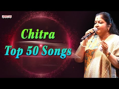 Chitra Top 50 Telugu Songs Jukebox  ♫