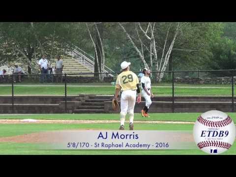 AJ Morris - St Raphael Academy - 2016 - Side Work